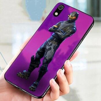 Перейти на Алиэкспресс и купить Силиконовый чехол для телефона battle royale для Xiaomi Redmi 4A 4X 5 5A 5plus 6A 6 pro 7 7A 8A S2 GO K20 K30 Pro Poco X2