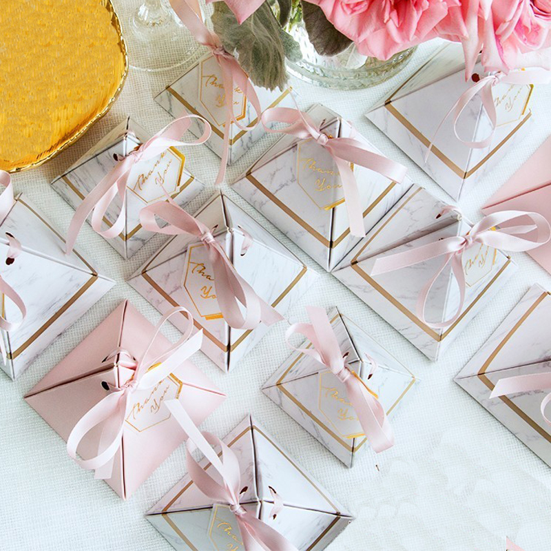 Customized Gifts Box Wedding Favors and Candy Boxes Party Supplies ...
