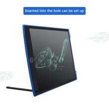 8.5 inch Portable Smart LCD Writing Tablet Electronic Notepad Drawing Graphics Tablet Board with Stylus Pen with CR2020 Battery xp pen star05 wireless 2 4g graphics drawing tablet pad painting board with touch hot keys and battery free passive stylus