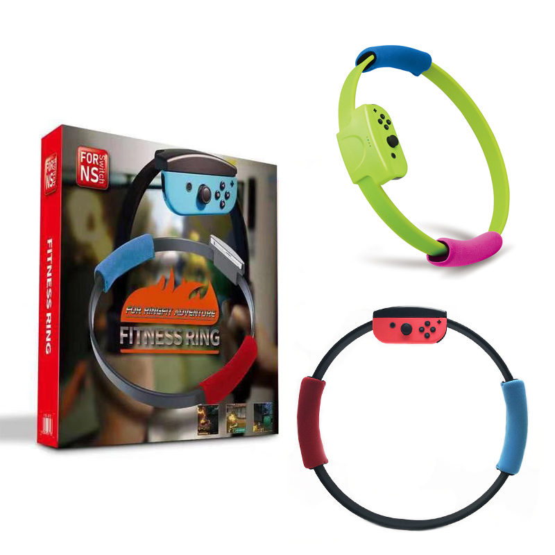 2019 New Adjustable Elastic Leg Strap Sport Band 60cm Ring-Con Grips Leg For Nintend Switch Joy-con Ring Fit Adventure Game