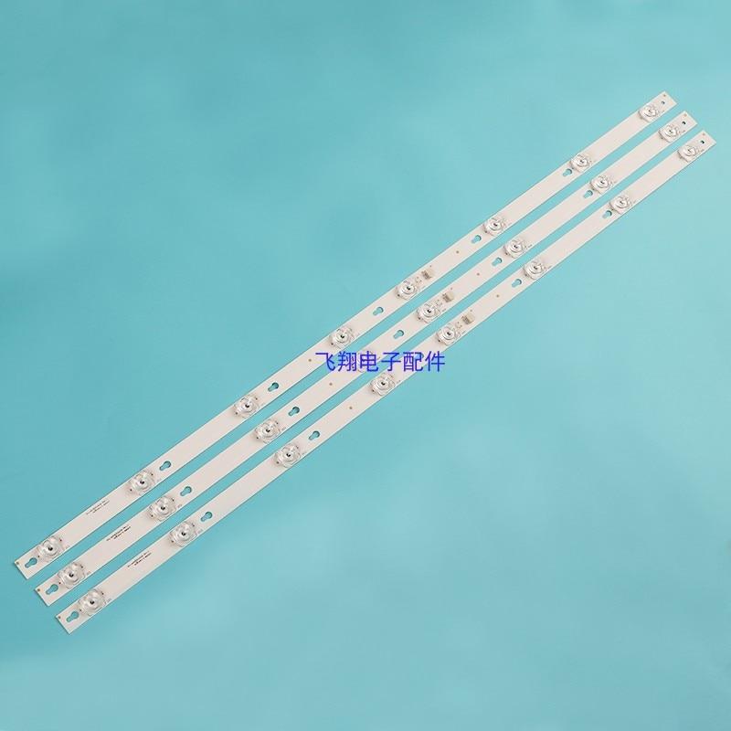 TCL D43A810 Strip 43HR330M08A2 V5 43D2900 4C-LB4308-HR02J Recess Lights