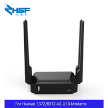 Wifi Router for Huawei e8372/3372 4g 3g usb Modem Support zyxel keenetic omni II rj45 VPN openWRT Wireless Router Access Point