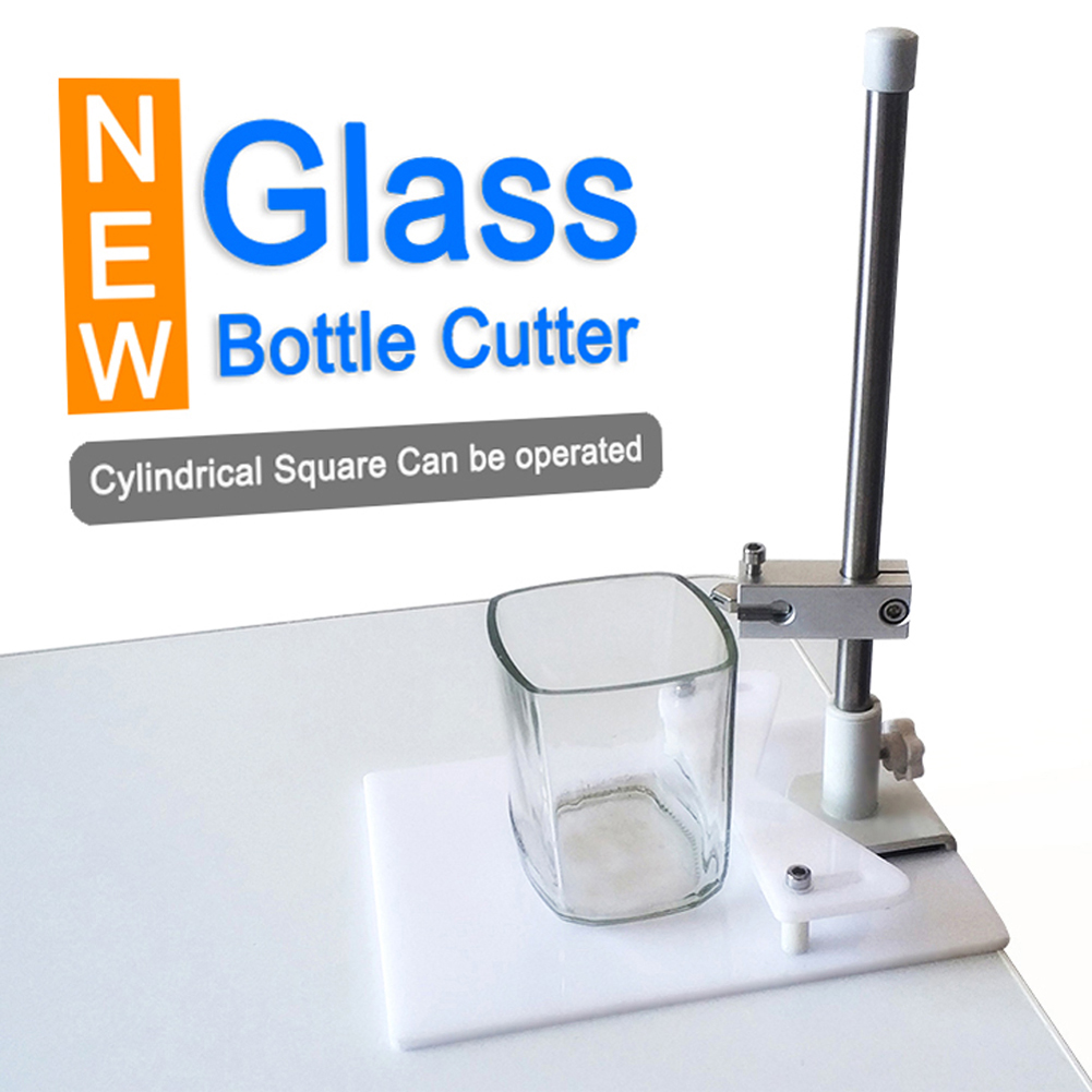 Professional DIY Glass Bottle Cutter Cutting Machine Glass Cutter For Cutting Wine Beer Soda Round Bottles Mason Jars