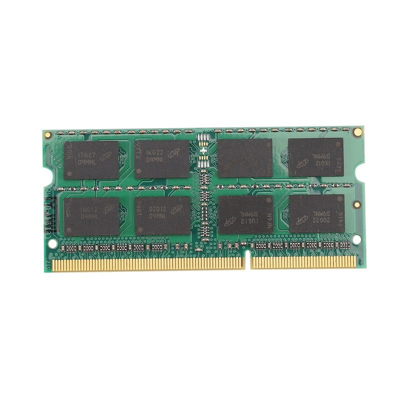 PPYY-<font><b>DDR3</b></font> 2G <font><b>1066</b></font> MHz 4G <font><b>1066</b></font> MHz PC3-8500 So DIMM Ram 4 GB for Notebook memory image