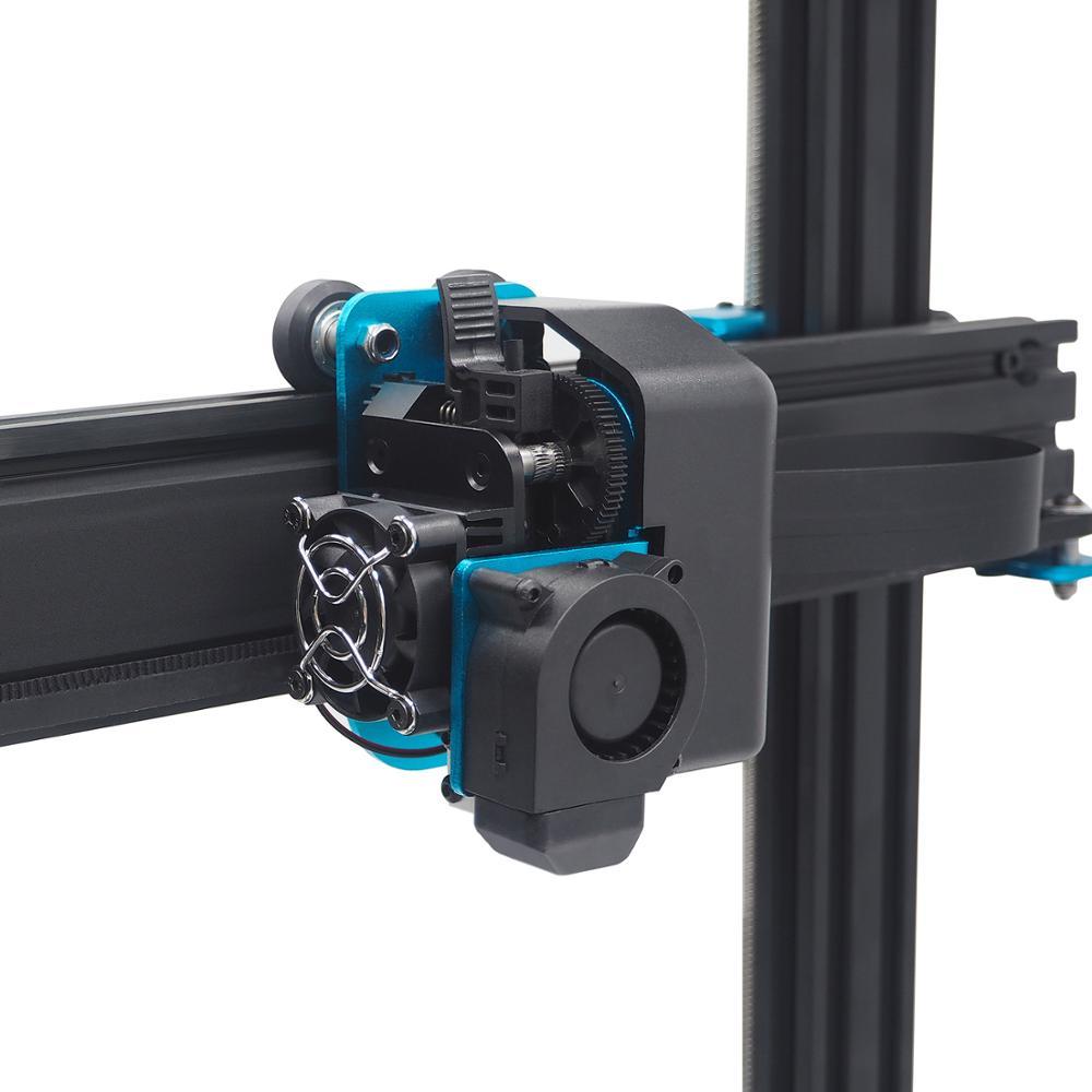 Artillery 3d принтер Sidewinder X1 SW-X1 Высокой Точности большого размера плюс 300*300*400 мм 3d принтер двойной оси Z TFT сенсорный экран