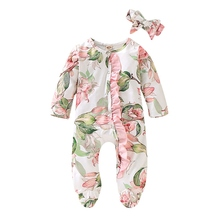 2pcs Baby Boy Rompers Infantil Roupa Newborn Girls Clothes S