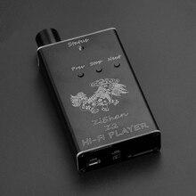 Ak新zishan Z2 MP3プレーヤープロロスレスハイファイprotableプレーヤーサポートヘッドホンアンプdac AK4490 Z1アップグレード版
