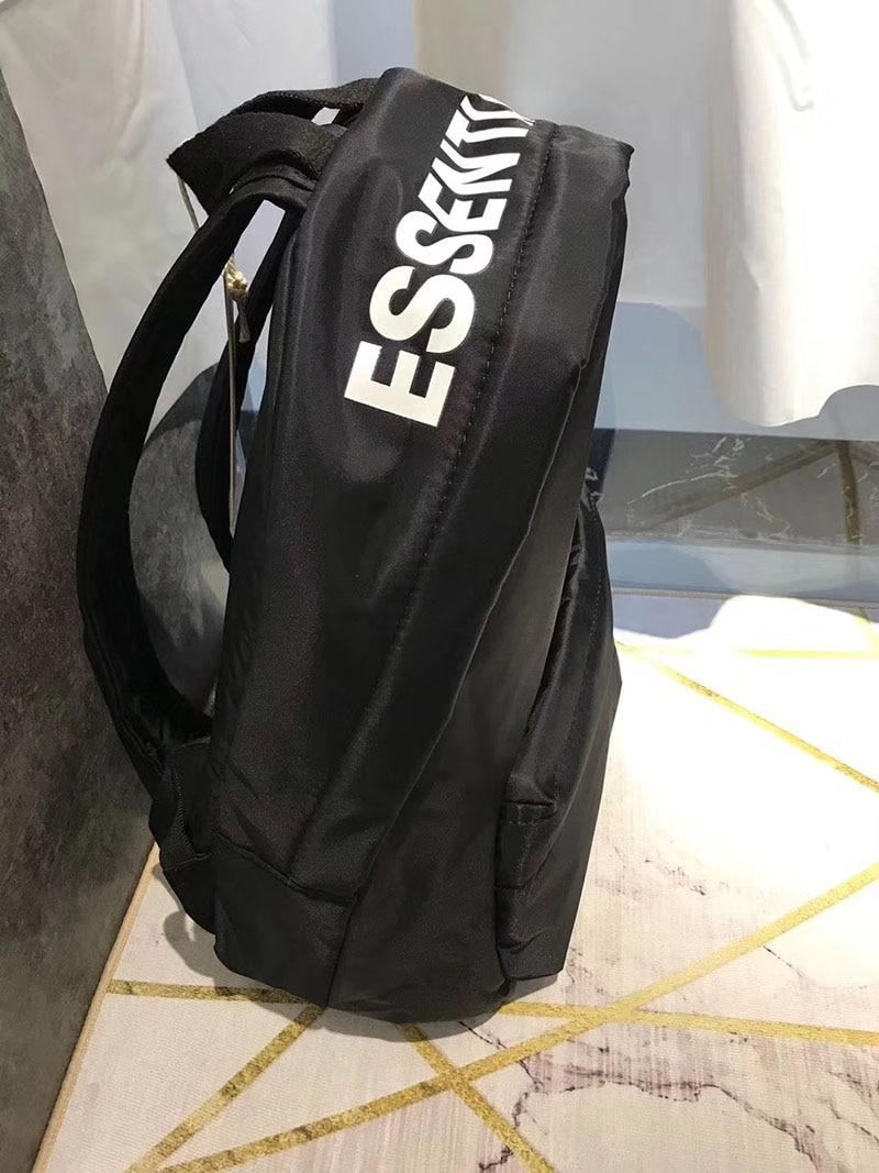 2020 New Fifth Collection Fog Essentials Shool Bag Men Women Couples Backpack Hiphop Men MMJ Shouder Bags Knapsack Men