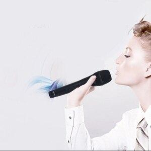 Image 5 - K2 Không Dây Mini Gia Đình Nhà Hát Karaoke Echo Hệ Thống Cầm Tay Hát Hộp Máy Micro Karaoke
