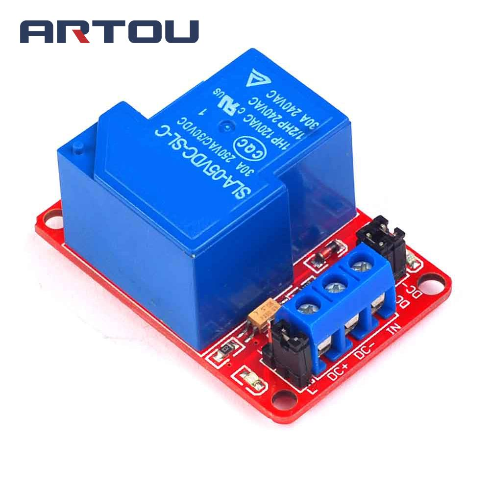 Good quality and cheap 1 channel relay module 5v in Store Sish