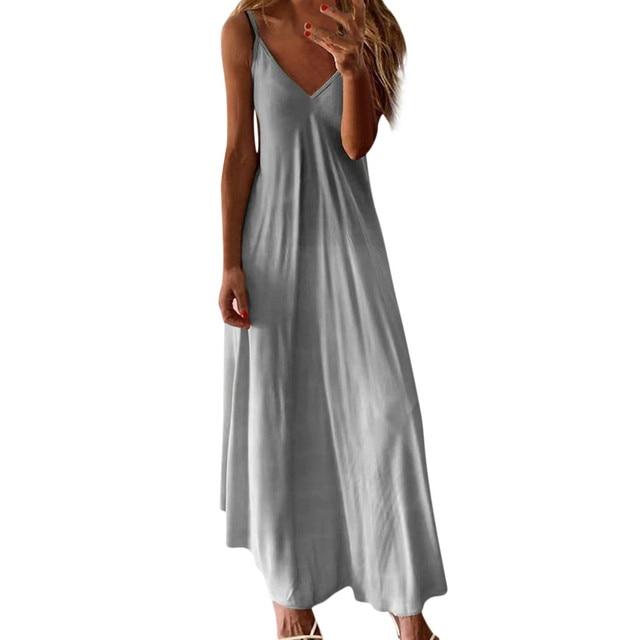 Boho Hippie Chic Long Dress 4