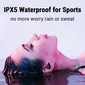 Image 3 - Wireless Headphones Bluetooth Earphone IPX5 Waterproof Sport Earphones Handsfree Headset for Xiaomi Huawei p30 pro Honor 20 9x