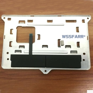 JC1MH 0JC1MH FOR DELL ALIENWARE M17X R5 M18X 15 R1 R2 17 R2 R3 Touchpad Button L+R W/ Bracket(China)