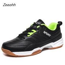 Zeeohh профессиональная обувь для бадминтона дышащая Нескользящая спортивная обувь для мужчин уличные кроссовки высокого качества 39-46