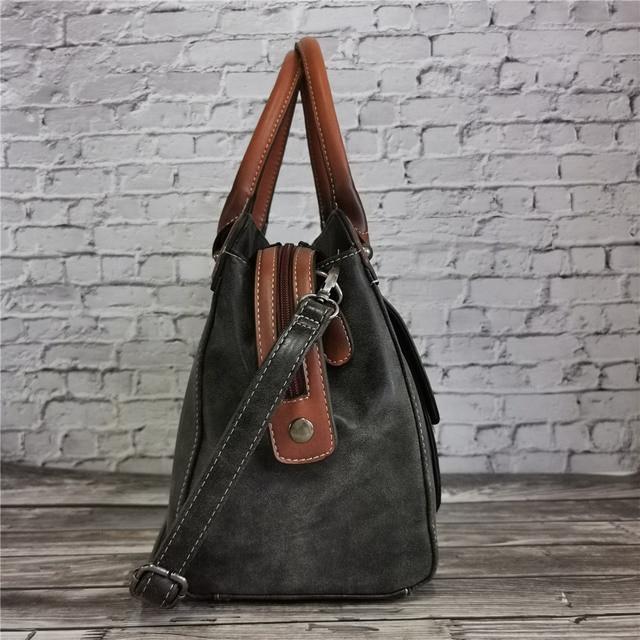 Classic Women's Leather Luxury Bag  4
