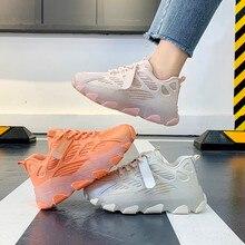 Women Casual Shoes Breathable Platform L