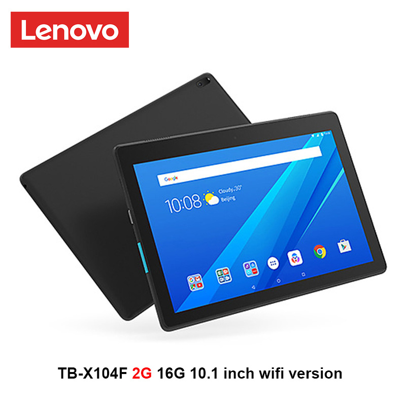 Lenovo 10 inch TB-X103F / TB-X104F 1G/2G RAM 16G ROM quad core android tablet pc GPS wifi version image