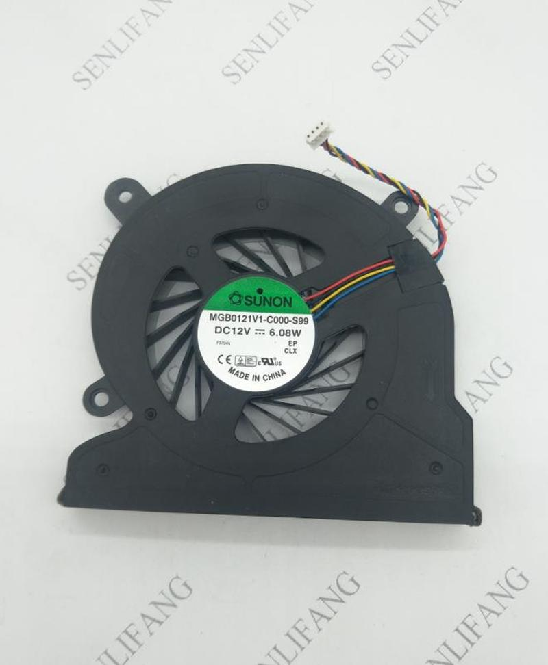 Cpu Cooling Fan Cooler For Acer Aspire All In One 5600U A5600U-UB308 MGB0121V1-C000-S99 4pin 12V 6.08W