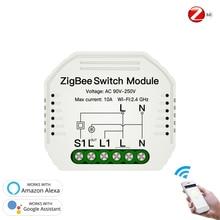 Tuya ZigBee 3.0 Smart Light Switch Module AC SmartThings Req