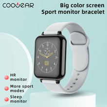Bracelet Smart-Watch Sport-Pedometer Fitness-Tracker Waterproof Android Women Mens IOS