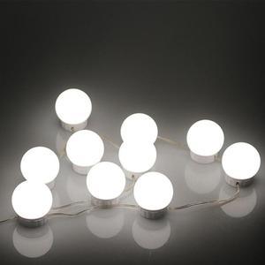 Image 5 - 2/6/10/14 шт., светодиодные лампы для зеркала для макияжа