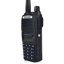 Talkie walkie 50km 5W UV 82 Station de Radio bidirectionnelle émetteur récepteur double bande communicateur USB charge étanche talkie walkie