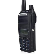Walkie Talkie 50km 5W UV 82 Two Way Radio Station Transceiver Dual Band Communicator USB Charging Waterproof Walkie Talkie