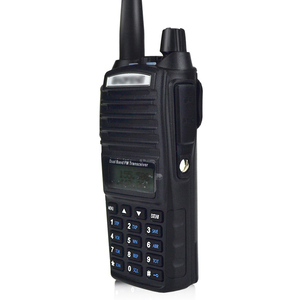 Image 1 - Walkie Talkie 50km 5W UV 82 Two Way Radio Station Transceiver Dual Band Communicator USB Charging Waterproof Walkie Talkie