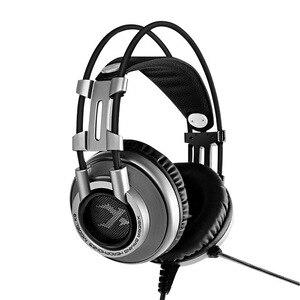 XIBERIA проводные наушники 3,5 мм USB профессиональная игровая гарнитура Deep Bass стерео объемный звук наушники с микрофоном для XBox PS4 ПК