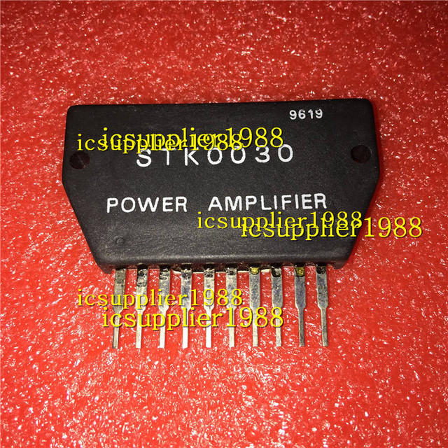 STK-0040 Replacement Power Amplifier IC STK0040
