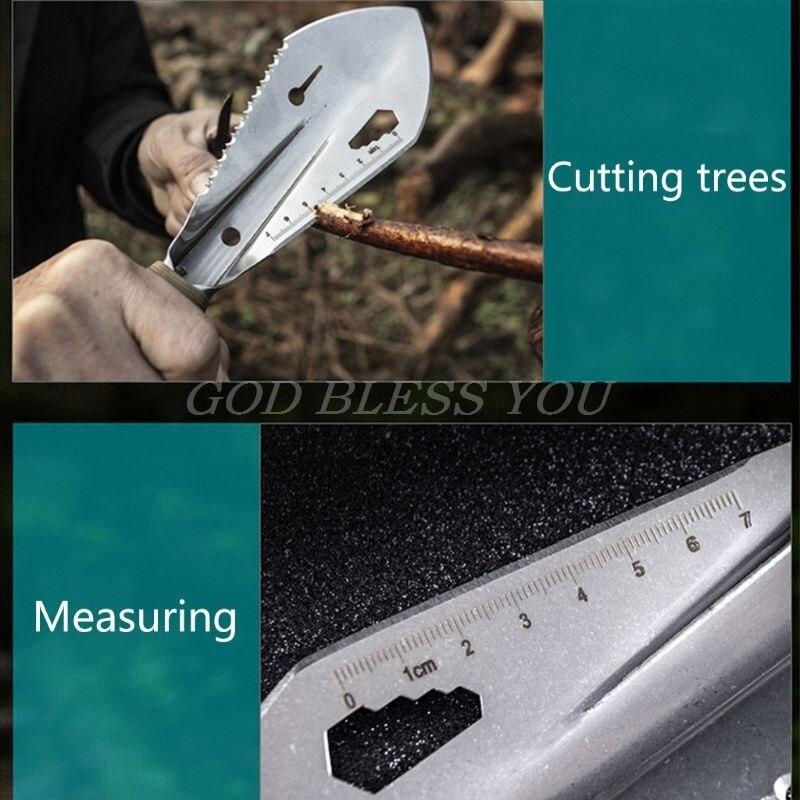 Detector de metais jardim escavadeira ferramenta pá