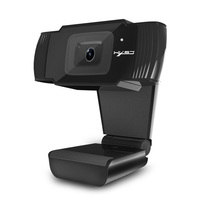 USB HD 1080P Webcam 5.0M pixels Auto Focus Video Call Computer Peripheral Web Camera for Microsoft HP Computer Laptop with Mic