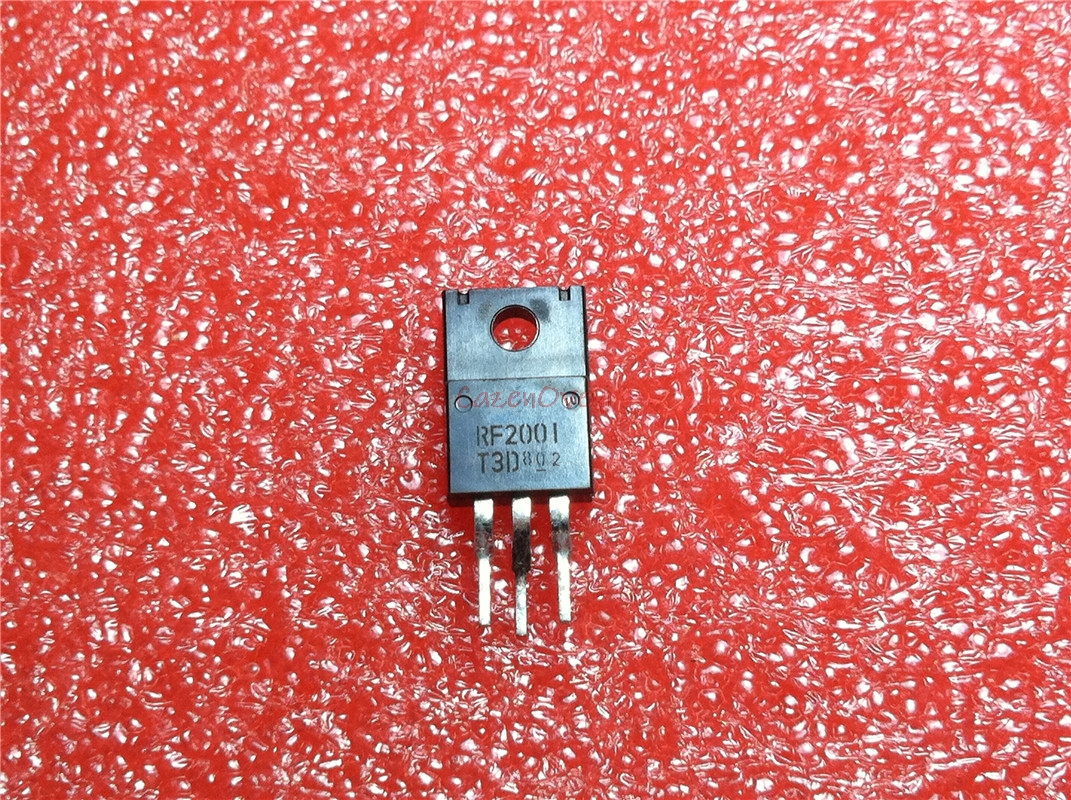 10pcs/lot RF2001T3D RF2001-T3D RF2001 TO-220F 300V 20A New Original In Stock