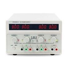 RPS3003D-3 Высокоточный цифровой дисплей Источник питания двойной регулируемый DC регулятор напряжения ремонт, блок питания