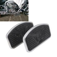 Floorboard Vtx 1300 Honda Footrests VF750 2009 Motorcycle Rider Front for MAGNA