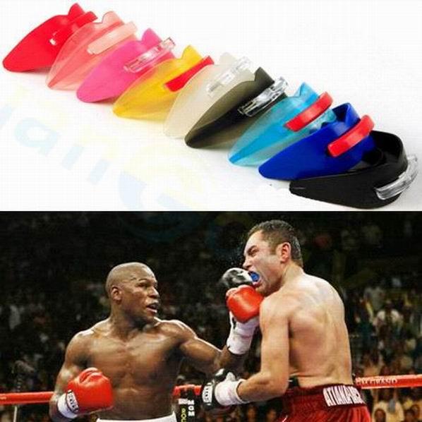 1PC Boxing MMA Sparring Muay Thai Taekwondo Sports Mouth Protector Mouthguard