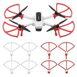 Hubsan Quadcopter Quick Release łopata śmigła rekwizyty osłona pokrywa ochronna dla Hubsan Zino H117S zdalnie sterowany dron Quadcopter w Części i akcesoria od Zabawki i hobby na