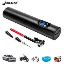 Насос давления в шинах jansite портативный ручной компрессор