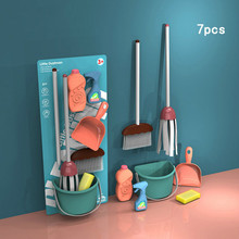 House-Toy Cleaning-Tool-Set Training Educational Girl Kids Children's Boy And for Top-Stuff