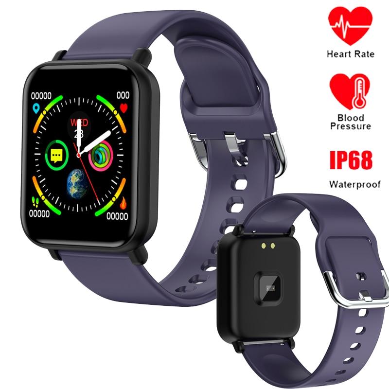 Смарт-часы R16 с пульсометром, Спортивный Bluetooth браслет для мужчин и женщин, браслет для измерения артериального давления, 4 цвета, для XiaoMi Honor Apple