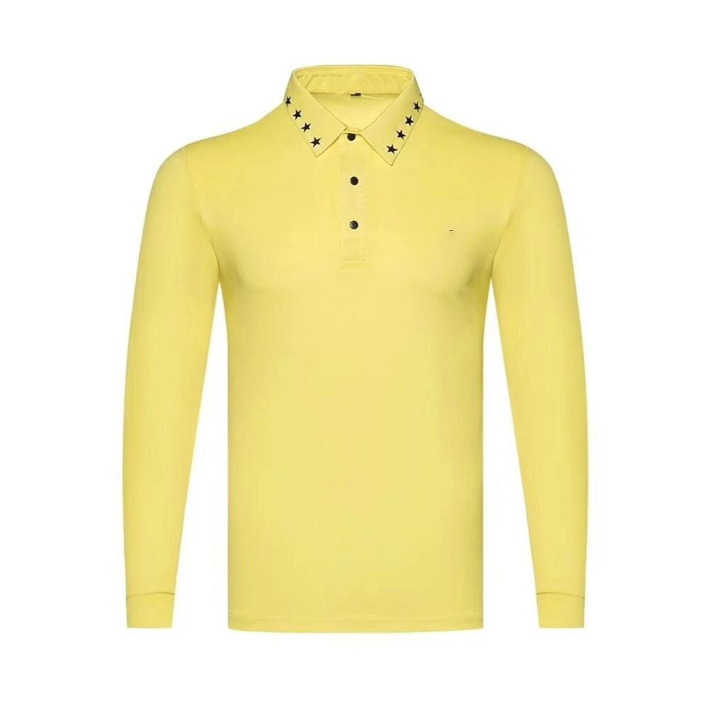 KMen vêtements de sport à manches longues golf T-shirt 3 couleurs golf vêtements S-XXL choisir loisirs golf vêtements livraison gratuite