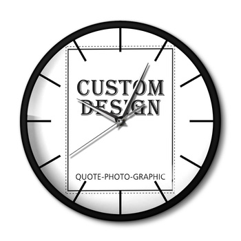 Custom Order Your design Your logo Your Company Name Personalized Your Proudcts Wall Clock Reloj Pared Saat 8