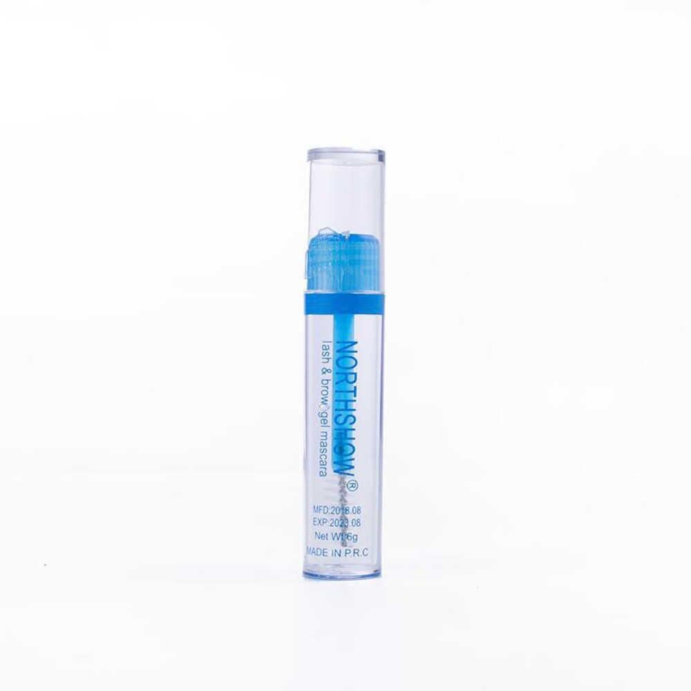 Gel per sopracciglia trasparente Gel per sopracciglia e ciglia trasparente impermeabile Gel per trucco Mascara per sopracciglia a lunga durata 6ml