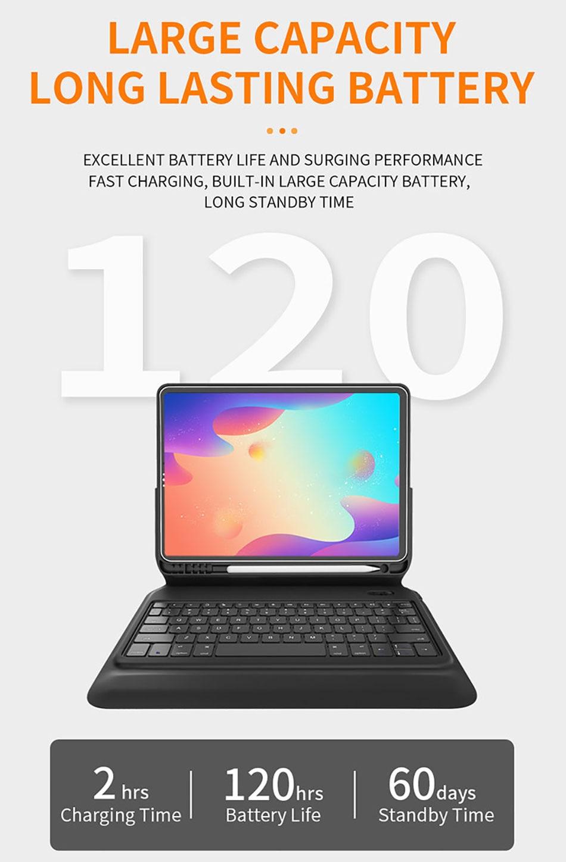 Wiwu Smart Keyboard Folio for iPad 6