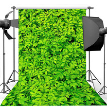 Spring Backdrop Green Leaf Dew Photography Backdrops For Photo Studio Birthday Party Decoration Banner Photography Background washable backdrops mysterious fairyland arcway fleece photography backdrop for studio photography background f 1491 a