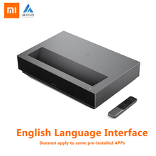 Xiaomi TV 4 Fengmi Laser K Cinema Home Theater 1700 ANSI Lumens BLE 4.0 Apoio 3D HDR10 DTS 95% Remodelado projetor