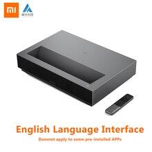 Xiaomi fengmiレーザーテレビ 4 18kシネマホームシアター 1700 ansiルーメンble 4.0 サポート 3D HDR10 dts 95% 改装プロジェクター