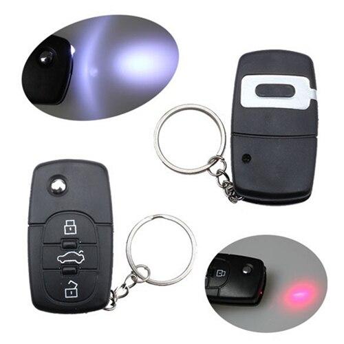 Choque elétrico mordaça carro controle remoto chave prática piada brinquedo do carro presente engraçado truque brincadeira brinquedo