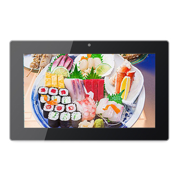 18.5 inch touch screen lcd touch screen kiosk pc gaming computer with dc input