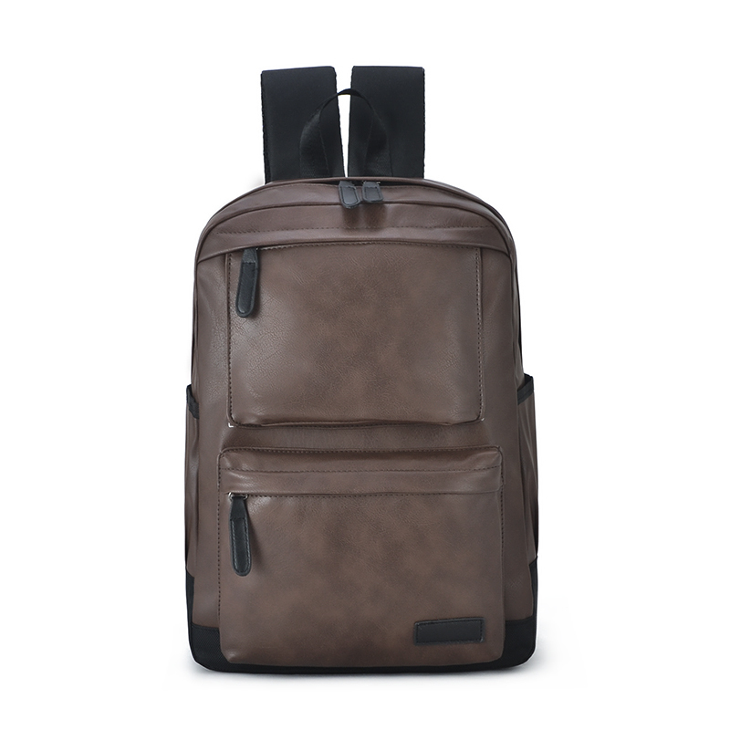 Fashion Women and Men Backpack High Quality Youth Leather Backpacks for Teenage Girls Female School Shoulder Bag